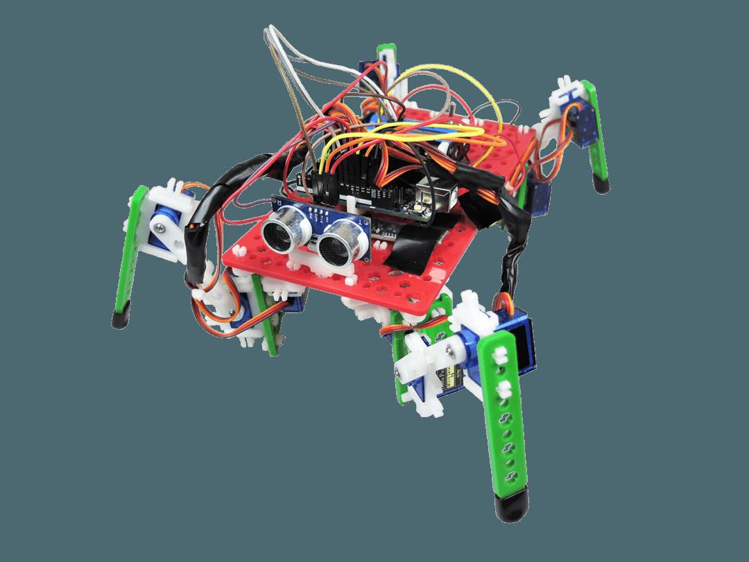 Simple Programmable Robot Using Snap Circuits Member Robot Tutorials